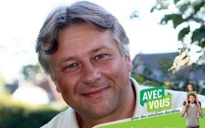 Présentation de Benoît Perfranceschi 21ème sur la liste Ecolo Virton