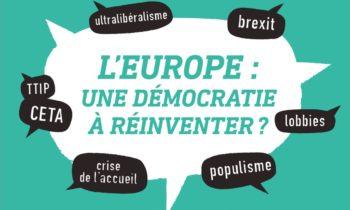 L'Europe : une démocratie à réinventer ?