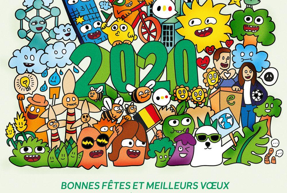 2020 Année verte et solidaire