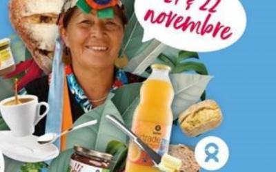 Petits-déjeuners OXFAM 2020 à emporter – 21-22 novembre