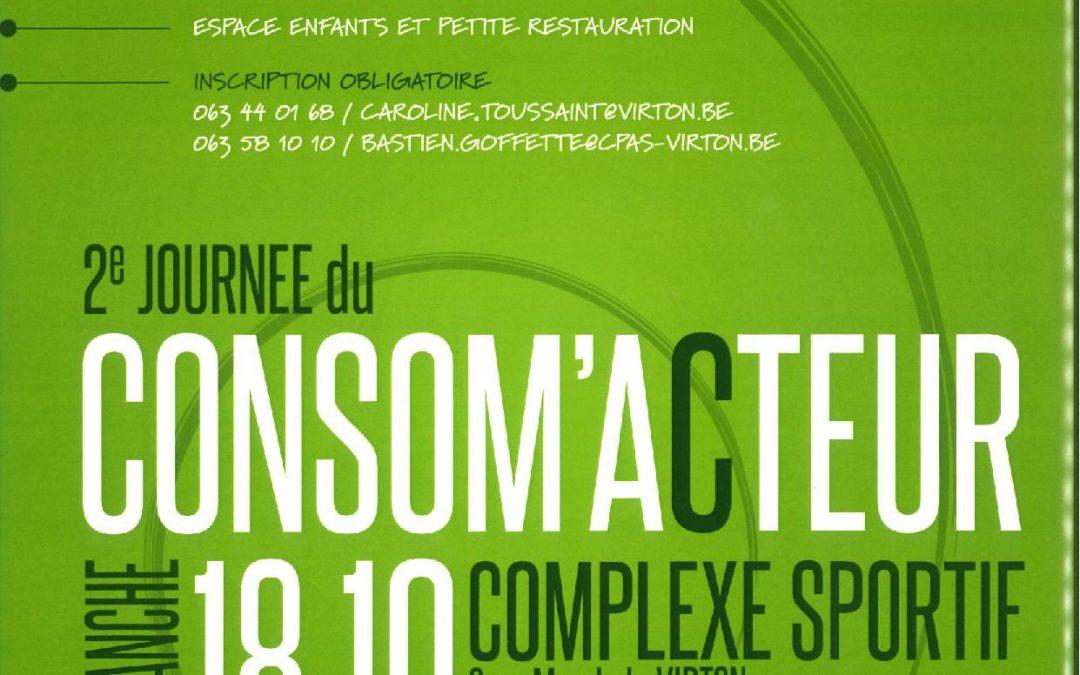 Journée du Consomm'acteur – Dimanche 18 octobre 2020