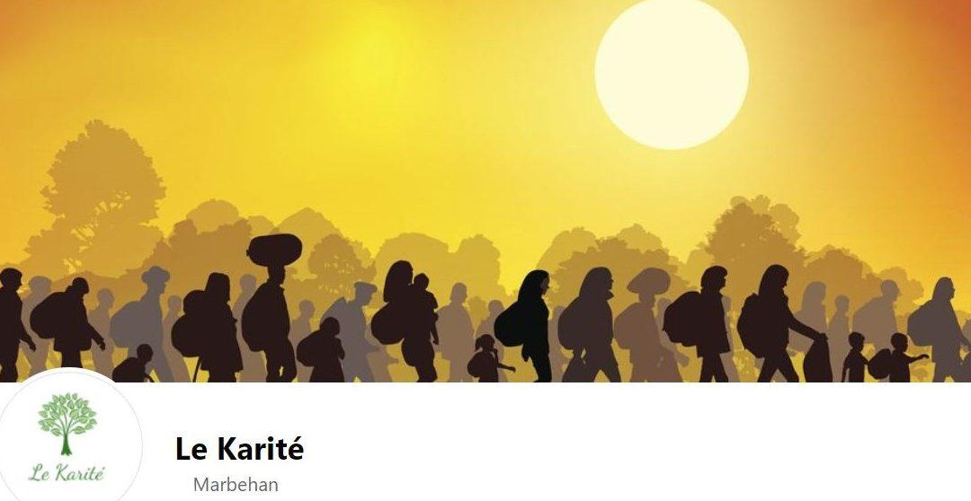 """Soutien à l'action du collectif """"Le Karité"""""""