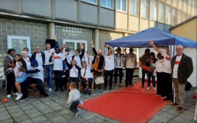 """Chapeau aux 10 ans de """"Solidarités-Virton"""""""
